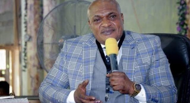 Pastor Mukuna